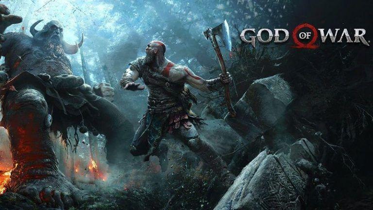 Actualización de God of War en PS4