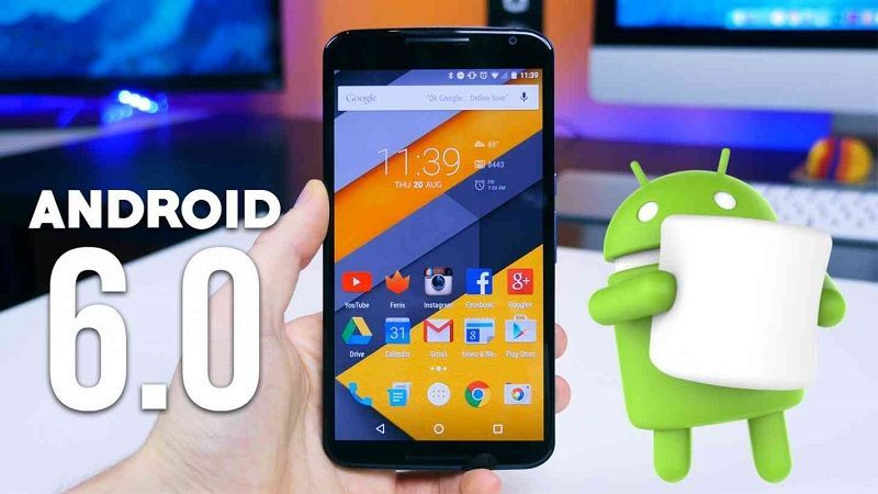Actualizar Android 6.0 Marshmallow