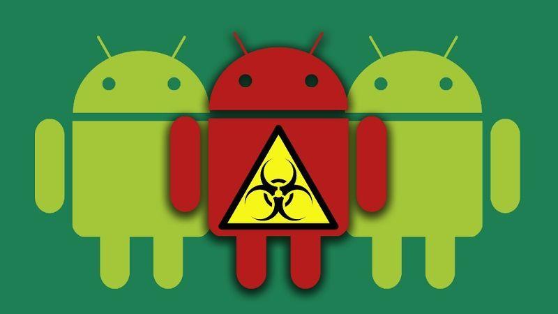 Android con Malware