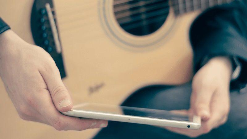 Aplicaciones Para Afinar Guitarras