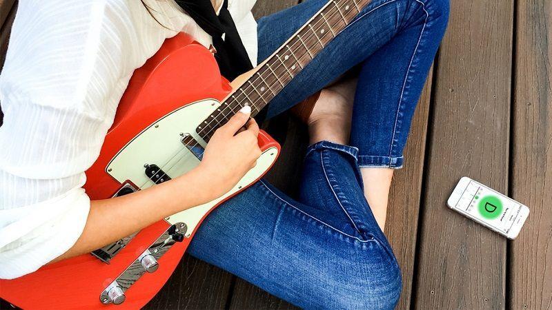Aplicaciones Para Afinar la Guitarra