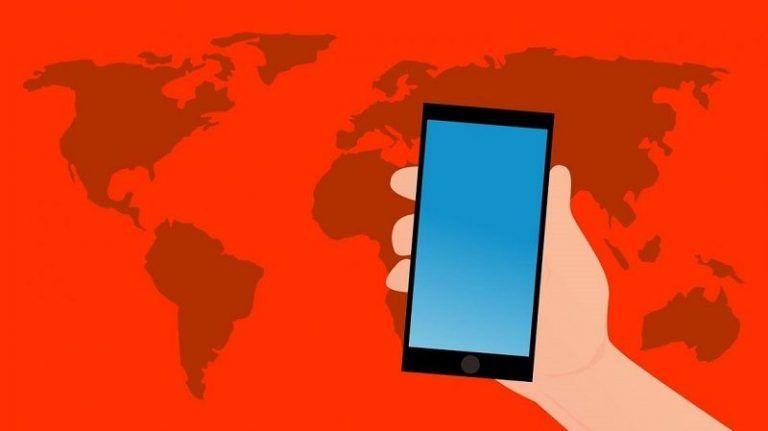 Aplicaciones para rastrear celulares