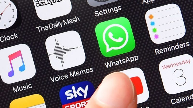 App Fake de WhatsApp