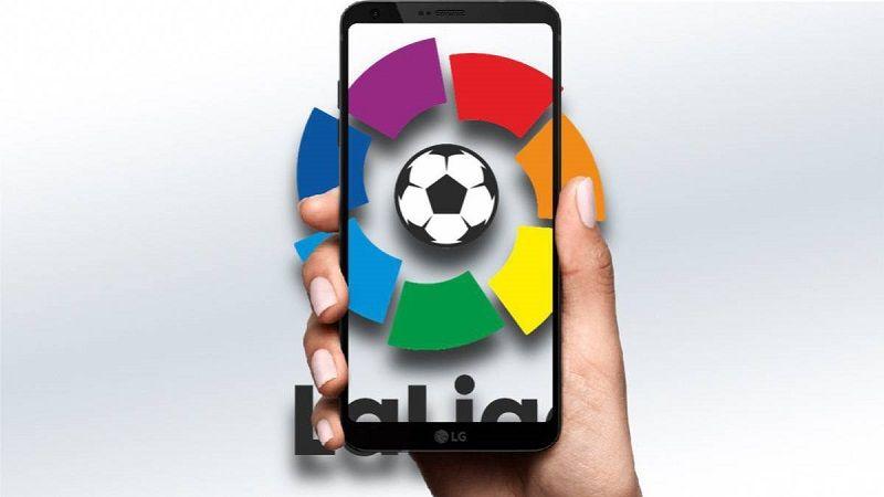 Apps Para ver LaLiga Santander