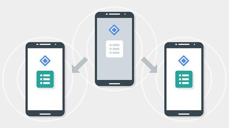 Apps de Android Pueden Encontrar Dispositivos Cercanos no Conectados