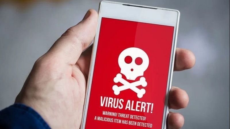 Apps de Android con Virus