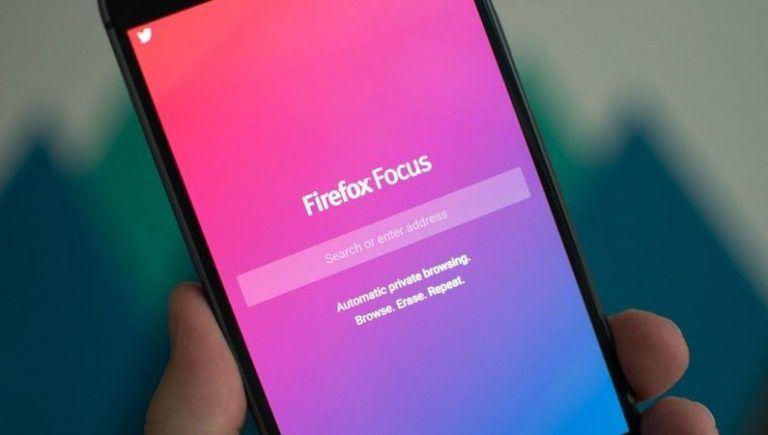 Descarga Firefox Focus Gratis