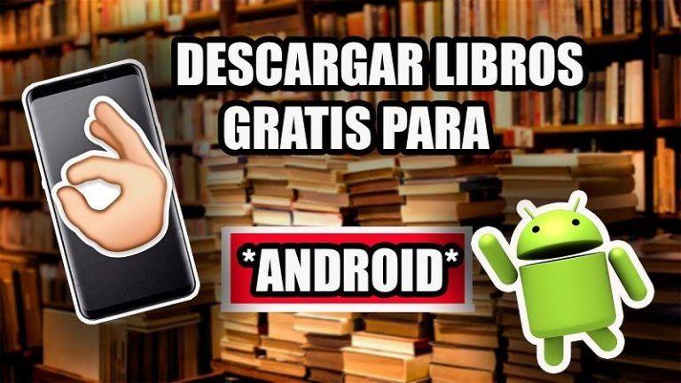 Descargar Libros Gratis en Android