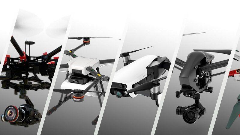 Cómo escoger un Drone