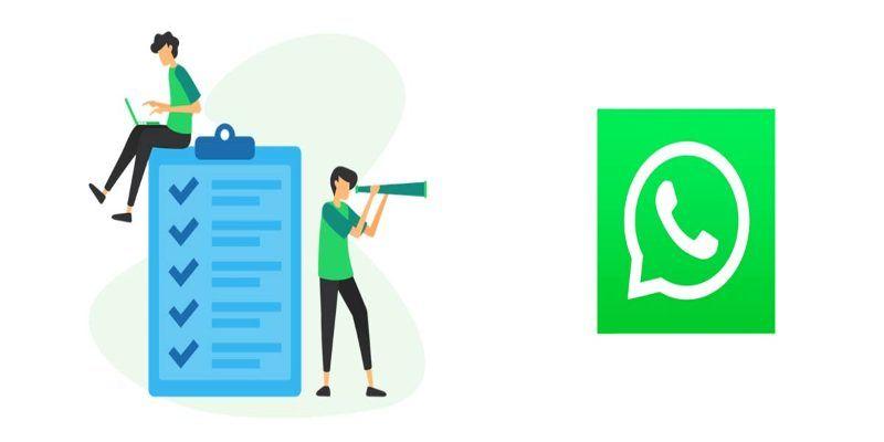 Apps para crear encuestas en WhatsApp