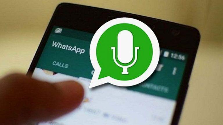 Escuchar Audio de WhatsApp