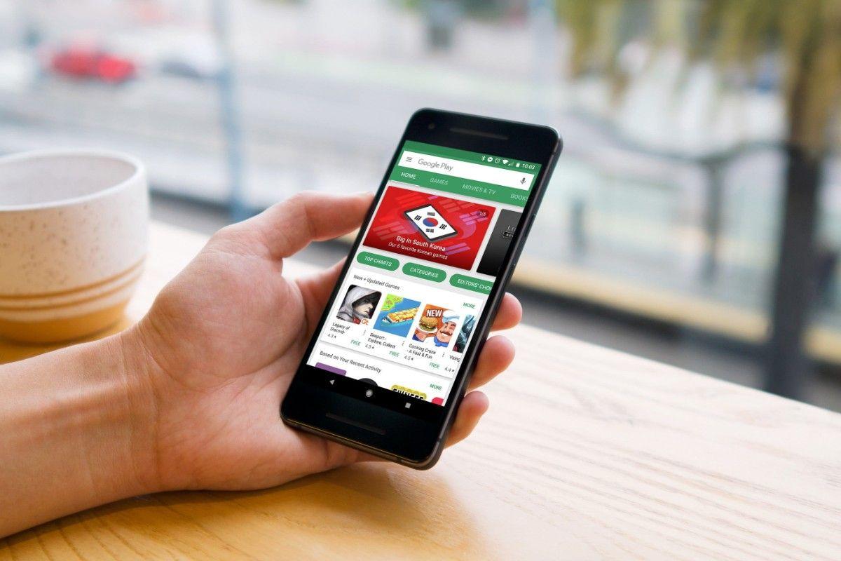 Google Play Store aumenta su seguridad