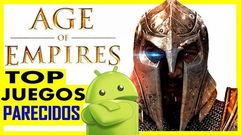 Juegos Android Parecidos a Age of Empires