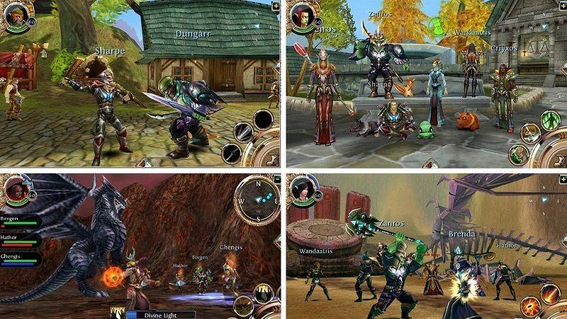 Juegos RPG De Android