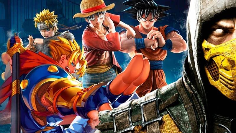 Juegos de Anime