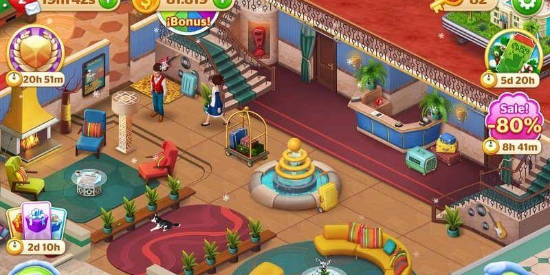 Juegos de Hoteles