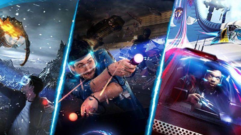Juegos de Realidad Virtual Para PlayStation VR