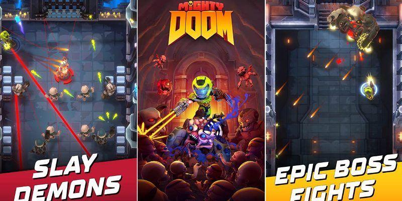 Juegos de acción para Android