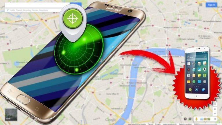 Localización Entre un iPhone y un Smartphone Android