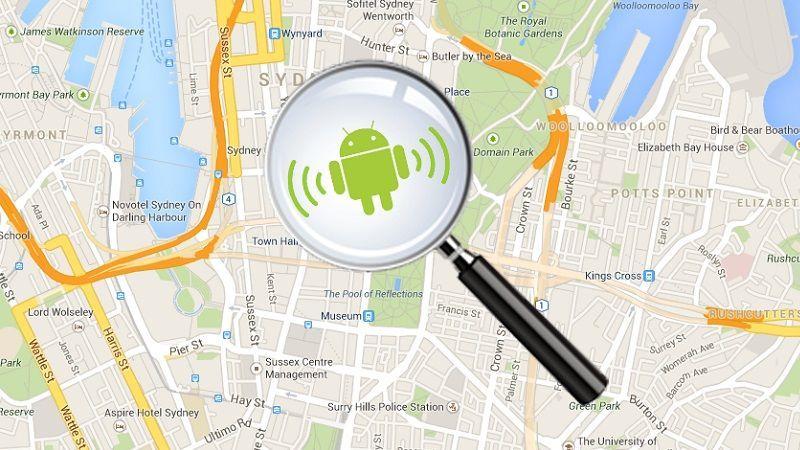 Móvil Android Perdido o Robado
