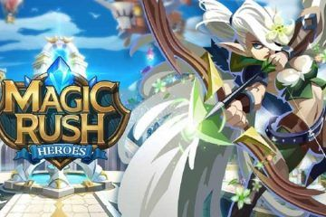 Magic Rush Heroes