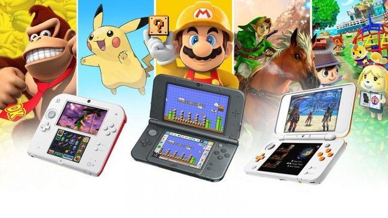 Mejores Juegos Para Nintendo 3DS