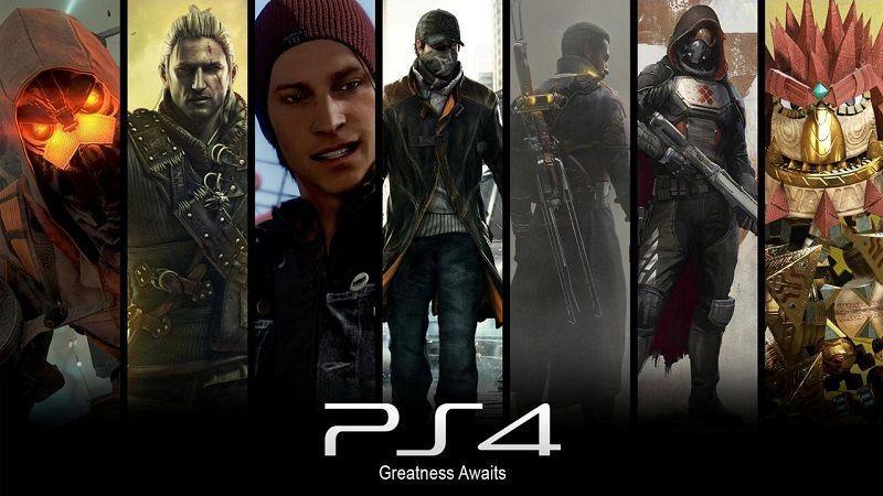 Mejores Juegos de PS4