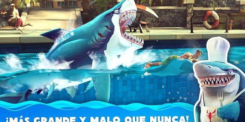 Juegos de Tiburones