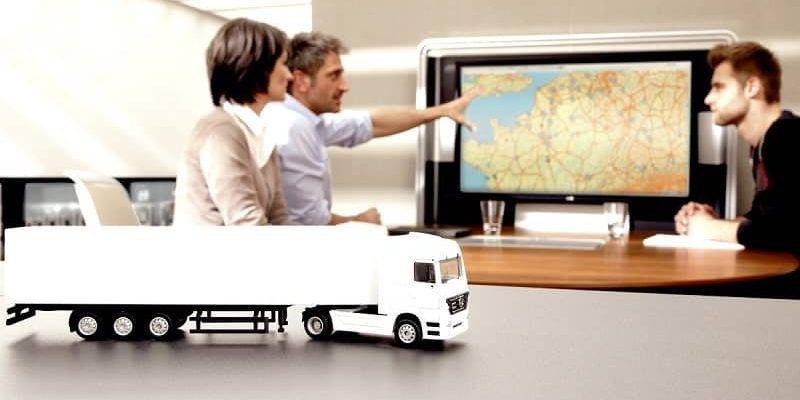 Mejores software de transporte y logística