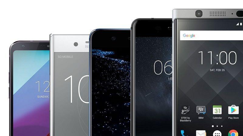 Los Mejores Teléfonos Smartphones Para 2018 | Hello Tecnología
