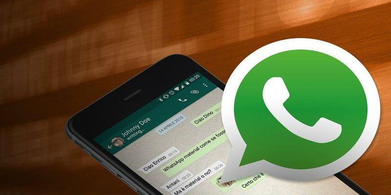 Mensajes anónimos en WhatsApp