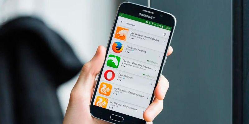 Navegadores más Rápidos de Android
