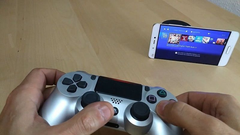 PlayStation 4 en tu Android