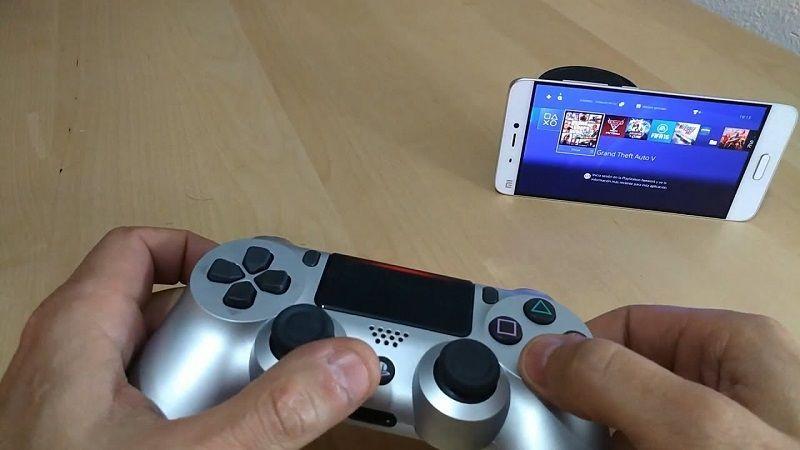 PlayStation 4 en tu Android