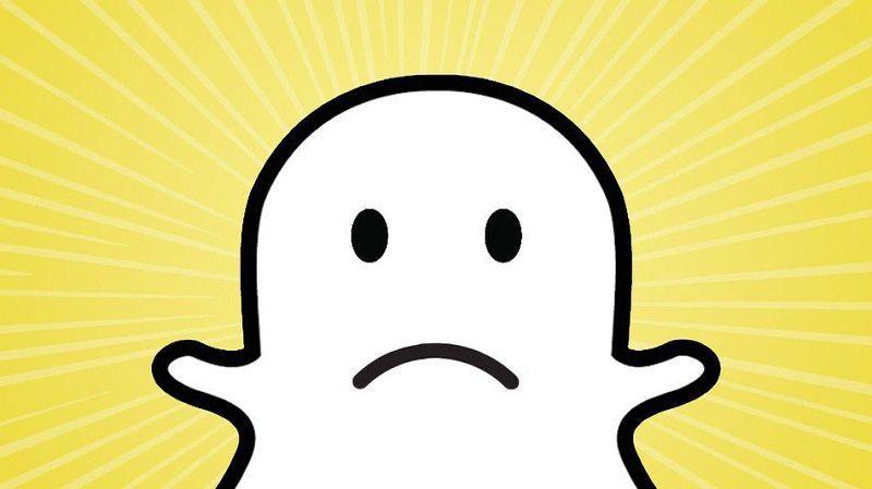 Rediseño de Snapchat