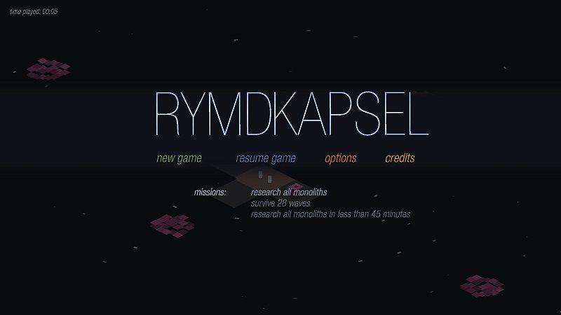 Rymdkapsel app