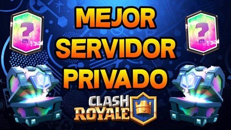 Servidor Privado de Clash Royale