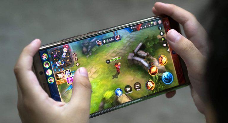 Smartphone Gama Baja