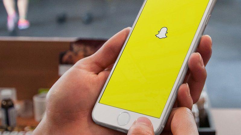Smartphone de Snapchat