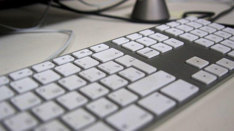Teclado Mac