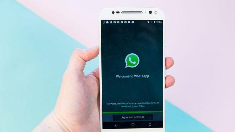 WhatsApp anuncia la llegada de las cuentas de empresas — VENEZUELA
