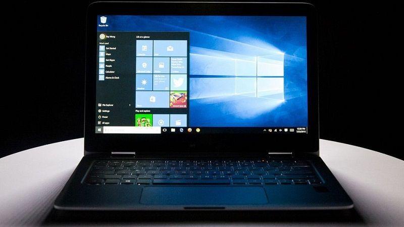 Windows 10 Modo de alto rendimiento