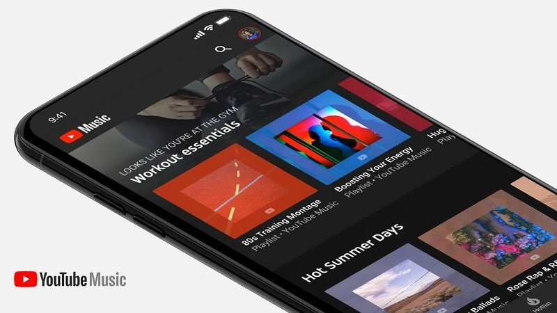 YouTube Music Será Parte de Android