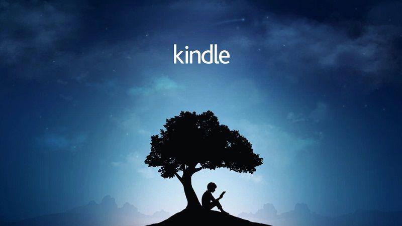 app de Kindle