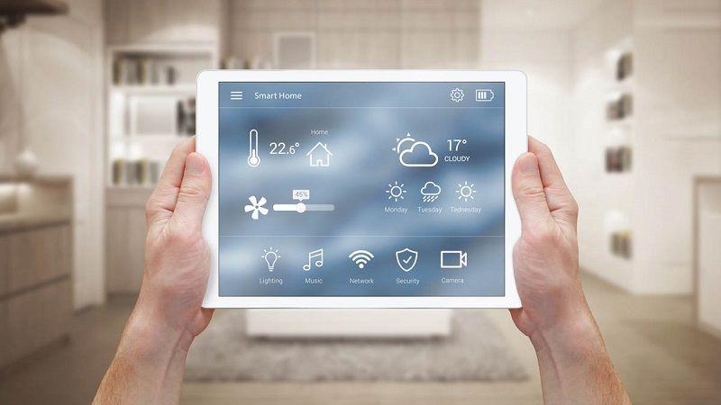 hogar tecnológico