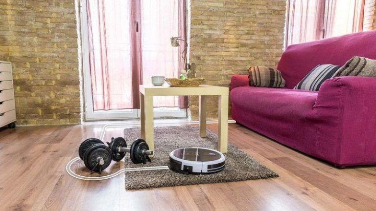 robot aspirador friegasuelos