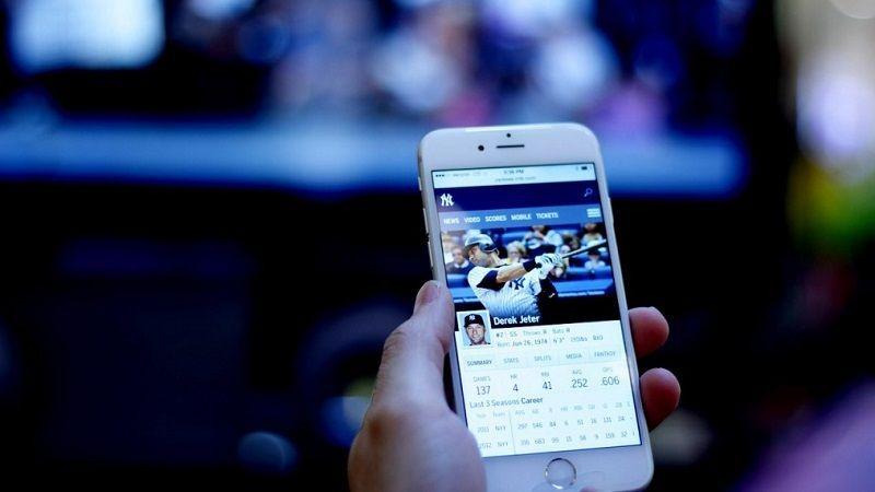 ver televisión en smartphone